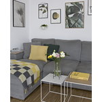 Muuto Layer cushion 50 x 50 cm, yellow