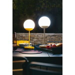 Fermob Mooon! table lamp, honey