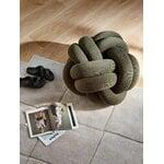 Design House Stockholm Knot tyyny, XL, vihreä