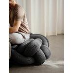 Design House Stockholm Knot tyyny, XL, harmaa