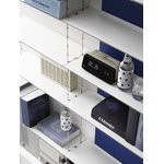 String Furniture Cell shelf A, white