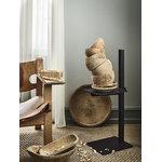 String Furniture Museum sivupöytä, tummanruskea