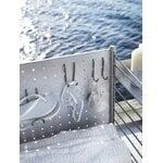 String Furniture String Outdoor pystytuki, 1 kpl, galvanoitu