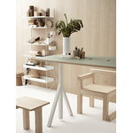 Vitra Cork Family side table/stool, Model C
