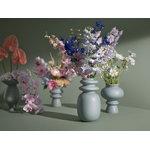 Kähler Kontur vase 29 cm, blue