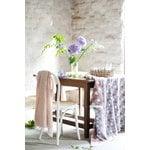 Lapuan Kankurit Tulppaani blanket 130 x 240 cm, cinnamon - blue