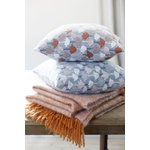 Lapuan Kankurit Tulppaani tyynynpäällinen 45 x 45 cm, roosa - sininen