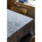Lapuan Kankurit Villiyrtit tablecloth/throw, 150 x 200 cm, blueberry - cinnamon
