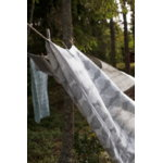 Lapuan Kankurit Asciugamano gigante Sade,  bianco - lino