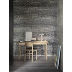 Muuto Linear table lamp, grey