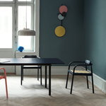 PLEASE WAIT to be SEATED Podgy pendant lamp, ash grey