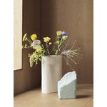 Muuto Ridge vase, small, off white