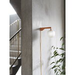 Muuto Rime wall lamp, orange