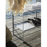 String Furniture String Outdoor floor panel 85 x 30 cm, 2-pack, galvanized