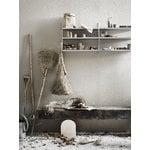 String Furniture String Outdoor sivupaneeli 50 x 20 cm, 1 kpl, galvanoitu