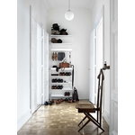 String Furniture String shoe shelf, 78 x 30 cm, white
