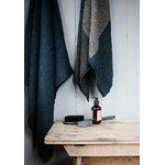 Lapuan Kankurit Terva giant towel, black-petroleum