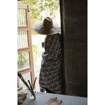 Lapuan Kankurit Tulppaani torkkupeitto, 130 x 240 cm, kaneli - sininen