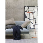 Muuto Twine cushion 50 x 80 cm, beige - grey