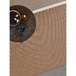 Woodnotes San Francisco carpet, reddish brown - stone