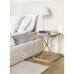Woodnotes Twiggy table 44 x 44 cm, oak