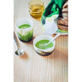 Marimekko Oiva - Sääpäiväkirja mug 2,5 dl, green