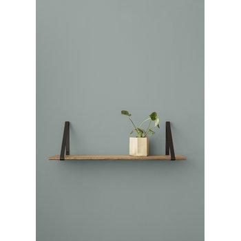 Ferm Living Shelf Hangers 2 pcs, black