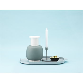 Normann Copenhagen Krenit bowl 30 cl, black-white