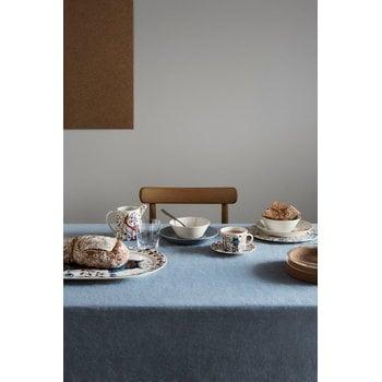 Iittala Teema plate 21 cm, pearl grey