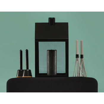 Normann Copenhagen LightHouse lantern, black