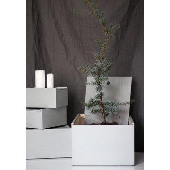 Lundia System 3 box, grey