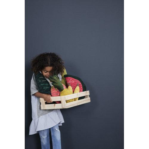 Ferm Living Fruiticana Pineapple cushion