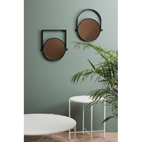 Hakola Lampi mirror, rectangular