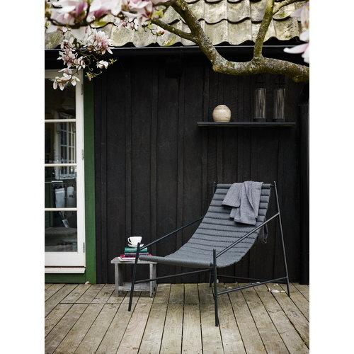 Skagerak Hang chair, black frame