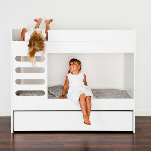 AVA Room AVA Kids bunk bed, white