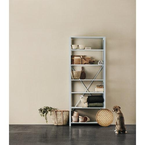Lundia Open shelf Special Edition, high, aqua