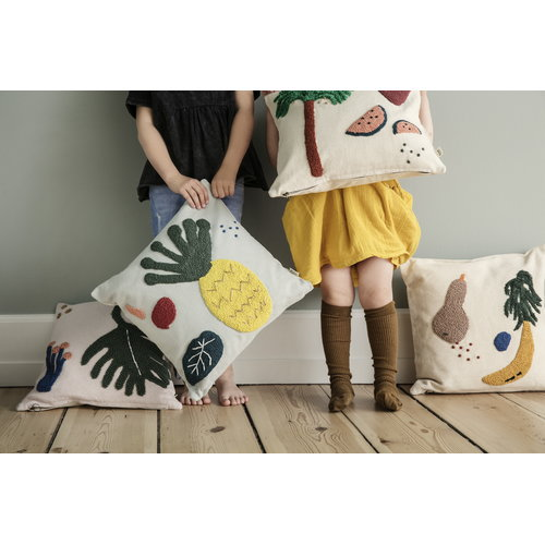 Ferm Living Leaf cushion