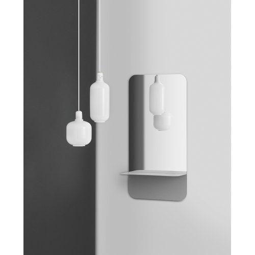 Normann Copenhagen Amp pendant, small, white