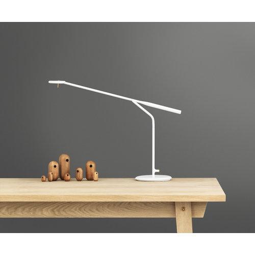 Normann Copenhagen Flow table lamp, white