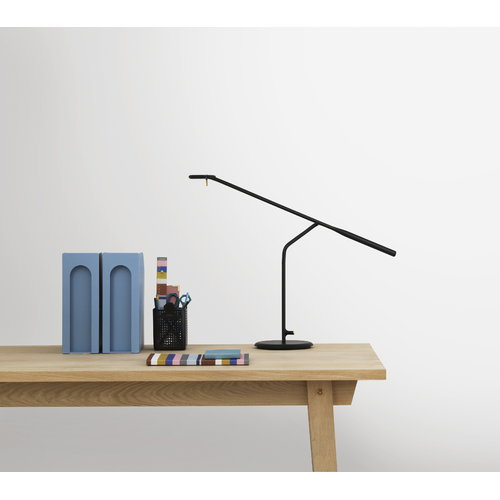 Normann Copenhagen Flow table lamp, black