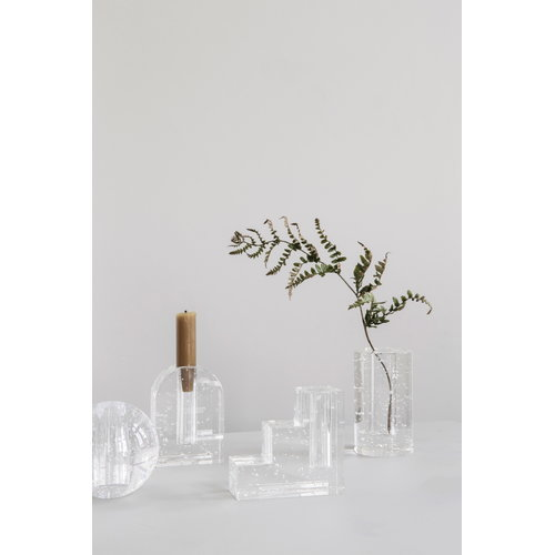Ferm Living Bubble glass object, Stairs