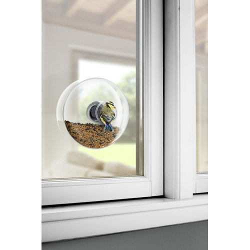 Eva Solo Window bird feeder, large