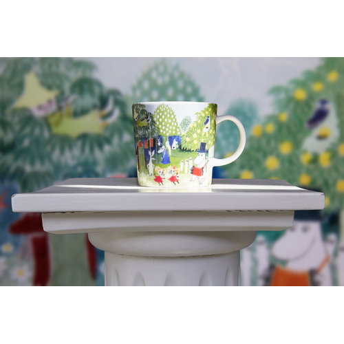 Arabia Moomin mug Moominvalley