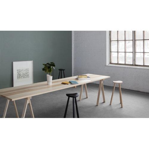 Nikari Cafe Classic stool, 64 cm, ash