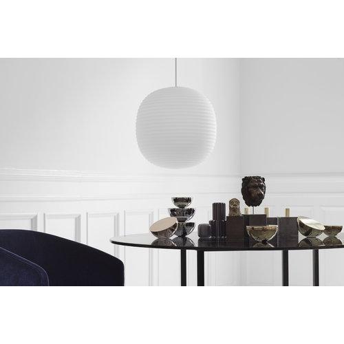 New works specchio da tavolo aura acciaio inox finnish design shop - Specchio da tavolo ...
