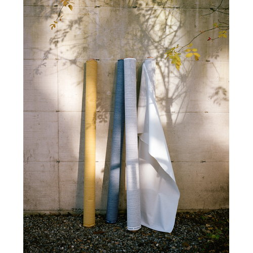Artek Rivi cotton fabric, 150 x 300 cm, blue-white