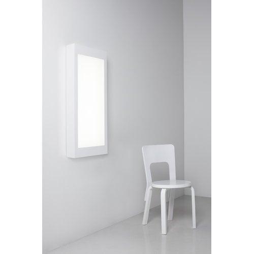 Artek Sedia Aalto 66, bianco laccato