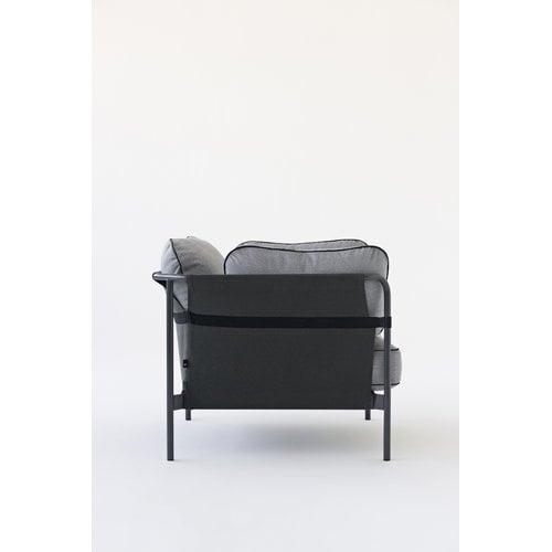 Hay Can nojatuoli, harmaa-harmaa runko, Surface 120