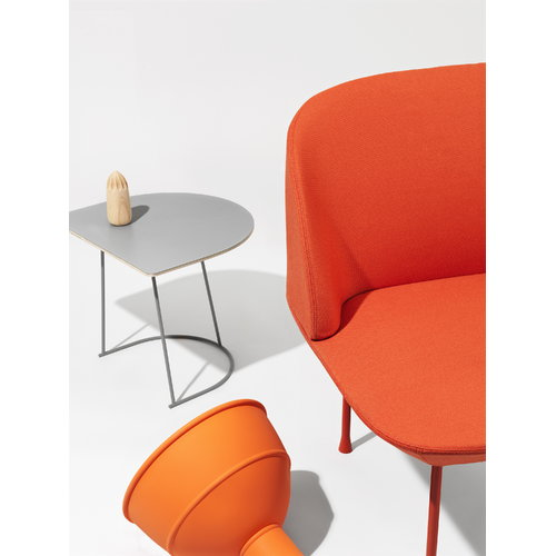Muuto Unfold lamp, orange