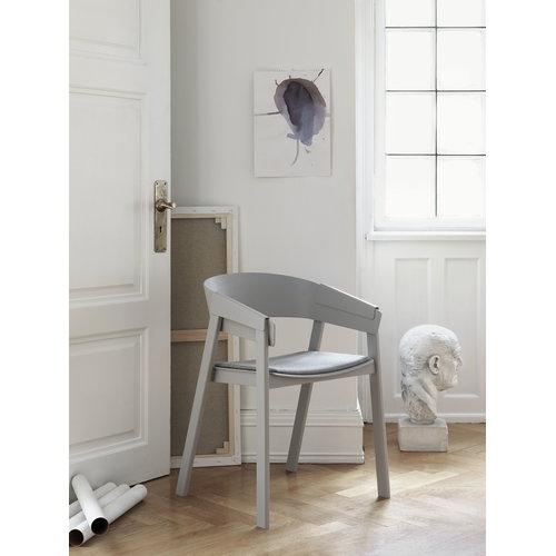 Muuto Cover tuoli, harmaa